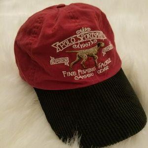 Accessories - ❎SOLD❎ Ralph Lauren vintage Polo Sportsman hat 8899a8c32518